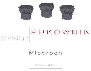 christian Pukownik – Mietkoch